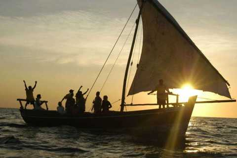 Kendwa: 2-hour Dhow Sunset Cruise