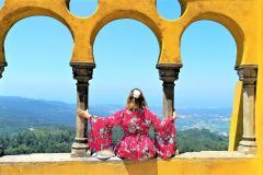 Lisboa: Tour Sintra, Palácio da Pena, Cabo da Roca e Cascais