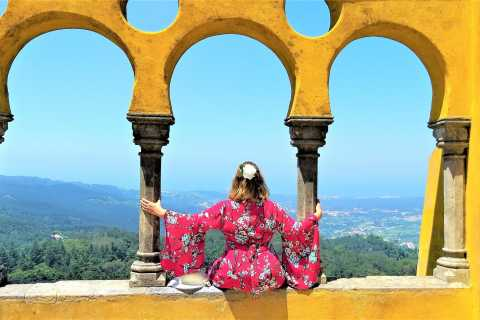Sintra, Pena Palace, Cape Roca & Cascais Tour from Lisbon
