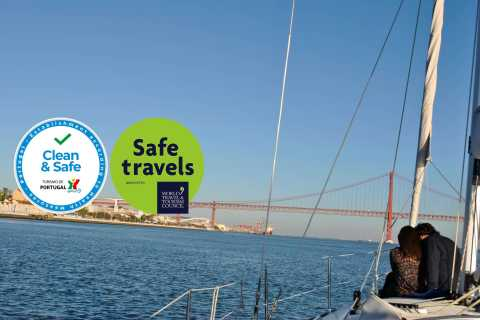 Lisbon: 2-Hour Private Romantic Tagus River Cruise