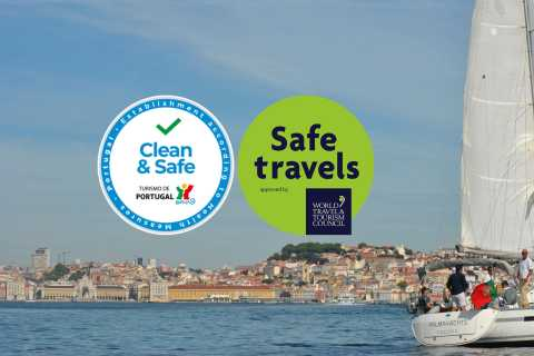 Sailing in Lisbon: 2-Hour Cruise