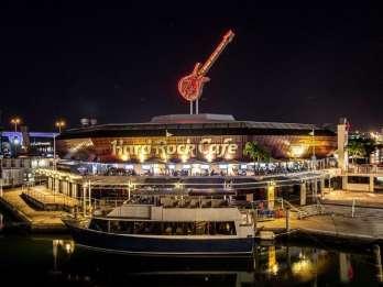 Hard Rock Cafe Miami - Biscayne Marketplace: Menü