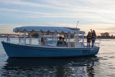 San Diego: Private Sun Cruiser Duffy Boat Rental