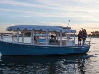 San Diego: Privater Sun Cruiser Duffy Bootsverleih