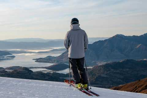 Treble Cone: Lift Pass and Equipment Rental Package