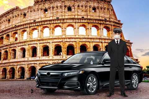 Roma: trasferimento privato dall'aeroporto di Ciampino (CIA)