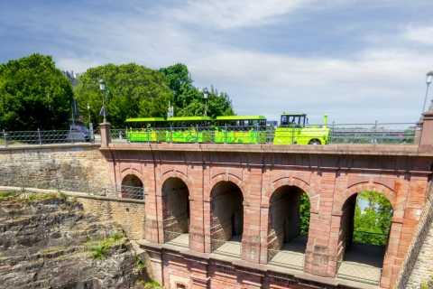 Luxembourg: Pétrusse Express Train Ticket
