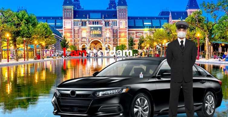 Amsterdam: transfer privato dall'aeroporto (AMS)