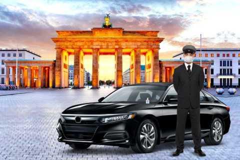 Berlino: trasferimento privato all'aeroporto di Berlino-Tegel (TXL)