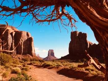 Monument Valley: 3,5 Stunden erweiterte Tour und Zugang zum Hinterland