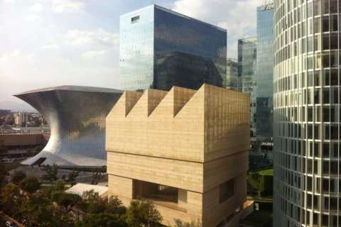 Mexico City: Modern Architecture Tour with Lunch