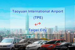 Taipei Aeroporto privado Arrival / Departure Transfer