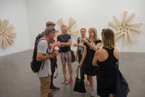 Berlin 3-Hour Art Tour: The Gallery Scene