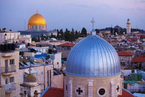 Jerusalem and Bethlehem: Private Full-Day Guided Tour
