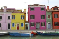 Excursão Ilhas de Murano, Burano e Torcello