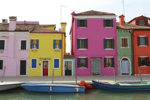 Islas de Murano, Burano y Torcello: tour de día completo