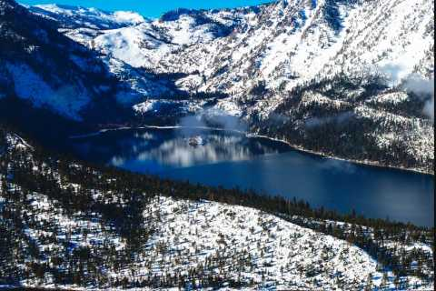 South Lake Tahoe: Sightseeing Cruise of Emerald Bay