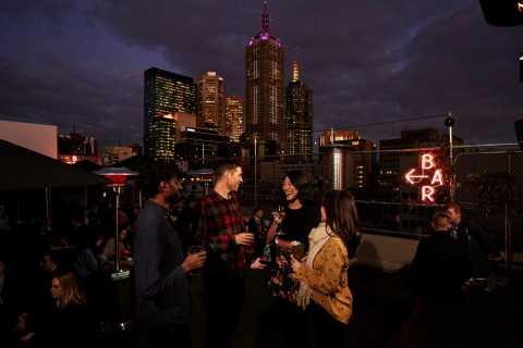 Melbourne: Hidden Bar Tour