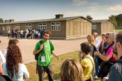 Berlin: visite de 6 heures du mémorial de Sachsenhausen en espagnol