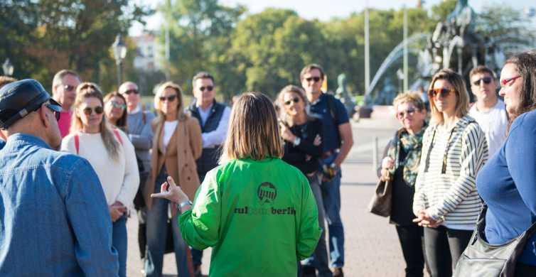 Berlin: 4-timmars guidade höjdpunkter Tour på spanska
