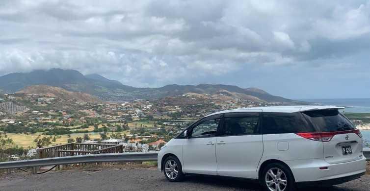 Basseterre: Discover Saint Kitts 3-Hour Shore Excursion