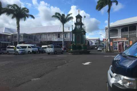 St. Kitts Island Half-Day Bus Tour