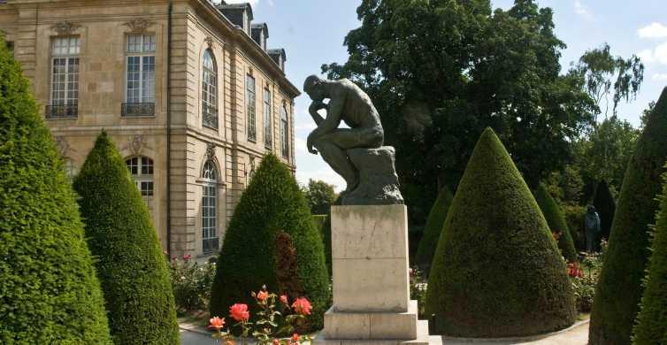 Paris: Rodin Museum Entrance Ticket