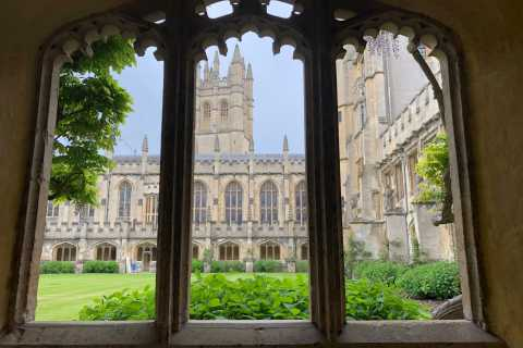 Oxford: City Tour Privado e Destaques Históricos da Universidade