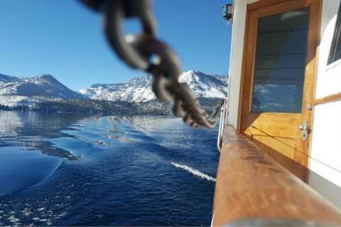 South Lake Tahoe: Happy Hour Cruise