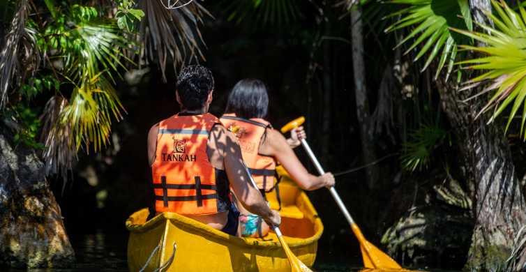 Tulum: Tulum Ruins and Jungle Adventure Park Combo Tour