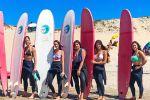 Porto: Surf Lesson on Azurara Beach with Pickup