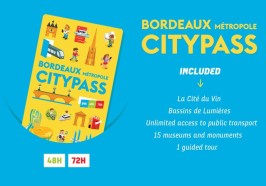 What to do in Bordeaux - Bordeaux Metropole City Pass for 48 or 72 Hours
