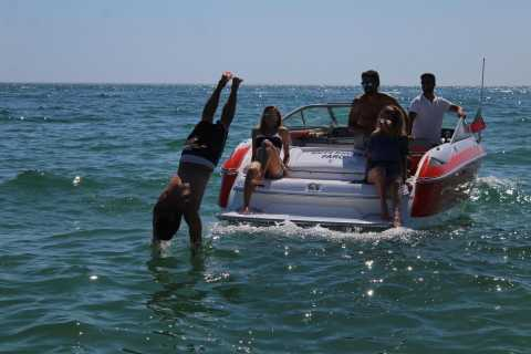 Vilamoura Private Speed Boat Hire