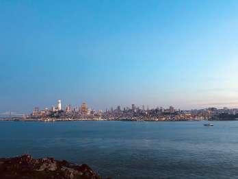 San Francisco: Alcatraz am Night & Fisherman's Wharf