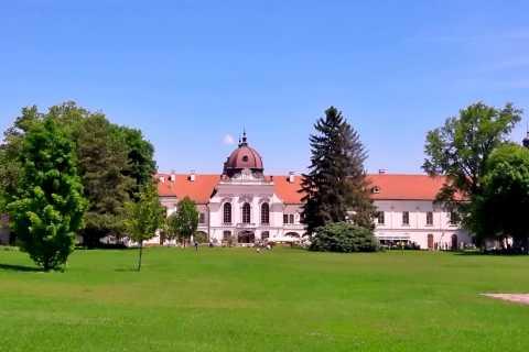 Gödöllő: Palais de la Reine Elisabeth Tour de Budapest