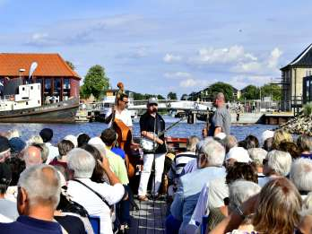 Kopenhagen: 1-stündige Kreuzfahrt mit Live-Jazz-Performance