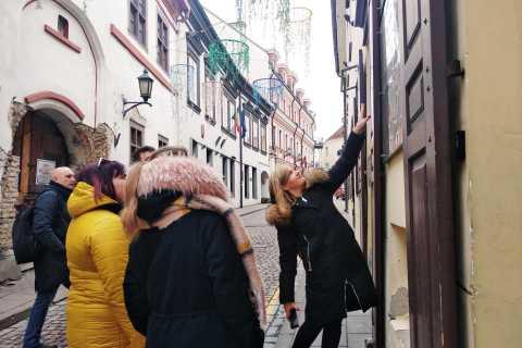 Vilnius: 2.5-Hour Private City Tour