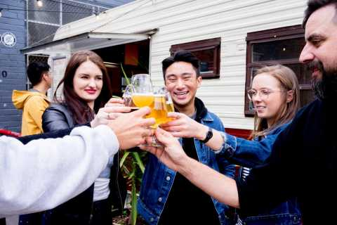 Melbourne: Evening Craft Beer Tour