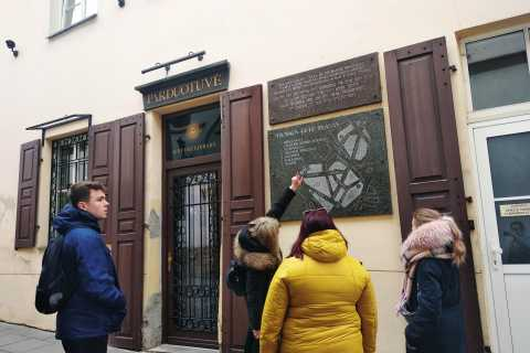 Vilnius: 3-Hour Jewish Heritage Tour