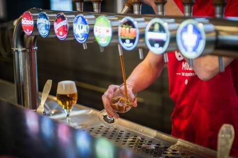 Brüssel: Belgische Bierverkostung