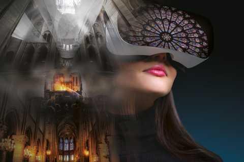 Paris: Notre Dame Virtual Reality Experience