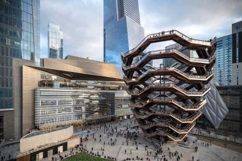 NYC: Vessel at Hudson Yards Flex Pass Admission