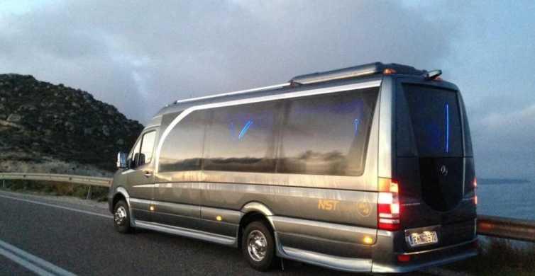 Santorin: Landausflug für Kreuzfahrt-Passagiere