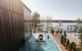 Old Quebec: Nordic Spa Thermal Experience