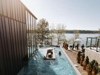 Altes Quebec: Nordic Spa Thermal Experience