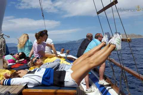 Mykonos: South Beaches Cruise