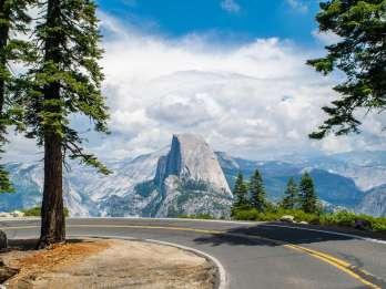 El Portal: Yosemite Valley und Glacier Point Day Tour