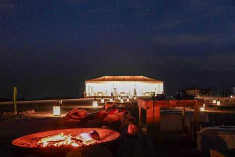 Desde Marrakech: cena en el desierto bajo las estrellas
