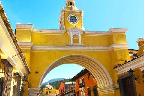 Antigua Guatemala: Morning Tour from Guatemala City