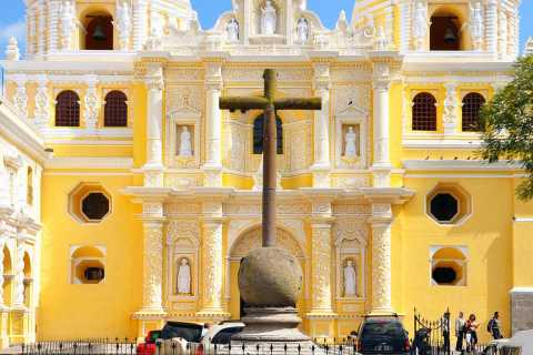 Combo Tour: Colonial Antigua & Guatemala City Explorer Tour